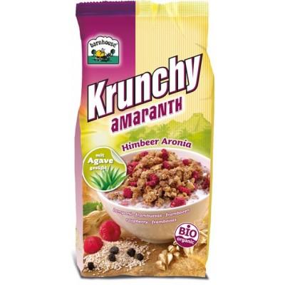 Μούσλι Crunchy αρόνια μούρα Barnhouse Χ/Ζ Βιο 375γρ.