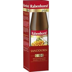 Χυμός ιπποφαές Rabenhorst 450ml.