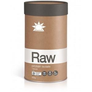 Πρωτείνη RAW Isolate 500g Natural - Amazonia
