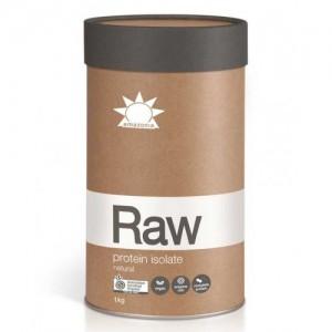 Πρωτείνη RAW Isolate 1kg Natural - Amazonia