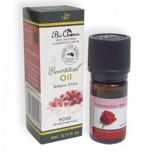 Αιθέριο Έλαιο Τριαντάφυλλο Bio Aroma 5ml