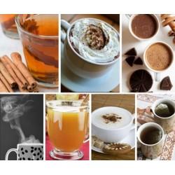 Ροφήματα - Καφές - Χυμοί