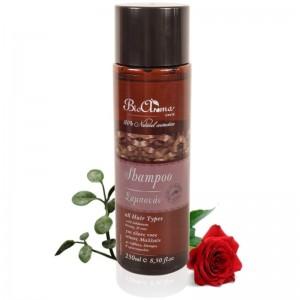 Bio aroma  Σαμπουάν για Όλους τους τύπους Μαλλιών 200ml