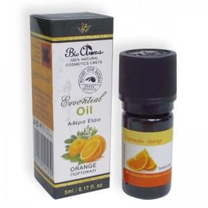 Αιθέριο Έλαιο Πορτοκάλι Bio Aroma 5ml