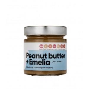 """Φυστικοβούτυρο """"Emelia"""" 230γρ."""