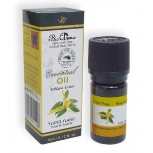Αιθέριο Έλαιο Ylang-Ylang Bio Aroma 5ml