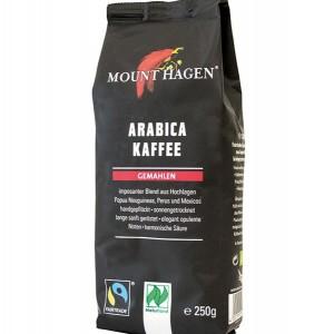 Καφές φίλτρου Mount Hagen Bio 250γρ.