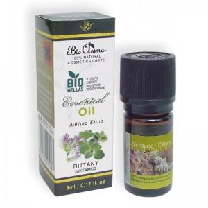 Αιθέριο Έλαιο Δίκταμο Bio Aroma 5ml