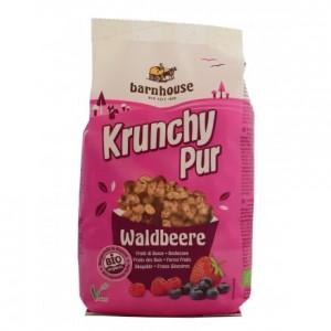 Μούσλι Crunchy μέ φρούτα δάσους Barnhouse Χ/Ζ Βιο 375γρ.