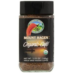 Καφές στιγμιαίος Mount Hagen Bio 100gr.