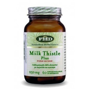 Milk Thilste Plus  60caps