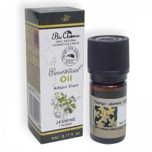 Αιθέριο Έλαιο Γιασεμί Bio Aroma 5ml