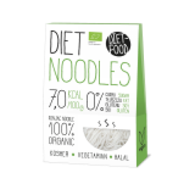 Βιολογικά Noodles με κόντζακ (shirataki) 385γρ.