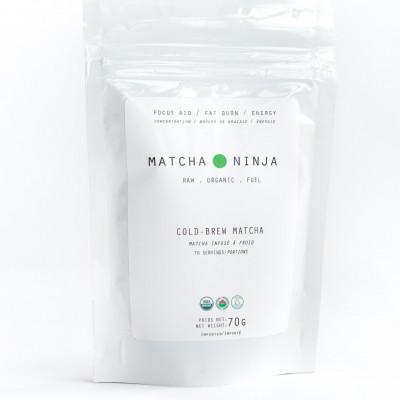 Πράσινο τσάι Matcha Bio 70gr