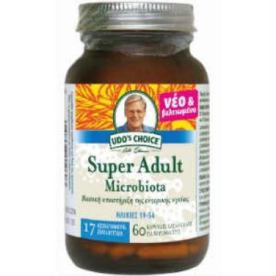 Super Adult's Microbiota  60caps